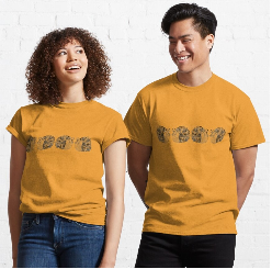 Turdey Time t-shirt by Amy Brown of Mastiff Studios